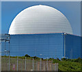 TM4763 : Sizewell B nuclear power station by Mat Fascione