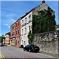 ST3187 : Three-storey buildings, Albert Street, Newport by Jaggery