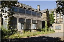 SE3221 : Former Clayton Hospital, Wentworth Street by Mark Anderson