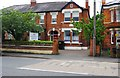SO8354 : Victoria House Day Nursery & Preparatory School, 143 Bromyard Road, St. John's, Worcester by P L Chadwick
