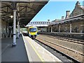 SE2421 : Dewsbury Station by Gerald England