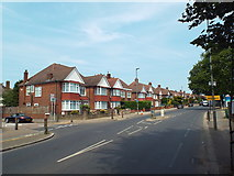 TQ2672 : Burntwood Lane, near Earlsfield by Malc McDonald