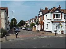 TQ2572 : Trentham Street, Southfields by Malc McDonald