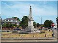 TQ2371 : War Memorial, Wimbledon Common by Malc McDonald