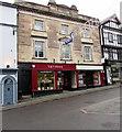 SJ4912 : Ink Crazy in Shrewsbury by Jaggery