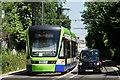 TQ3365 : Croydon Tram by Peter Trimming