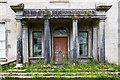 G7712 : Ireland in Ruins: Hollybrook House, Co. Sligo (3) by Mike Searle
