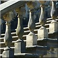 SE4017 : Sunlit balusters by Alan Murray-Rust