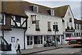TR1458 : The West Gate Inn by N Chadwick