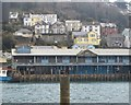 SX2553 : Looking across the River Looe by N Chadwick