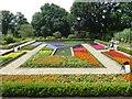 TQ3473 : The Dye Garden at Horniman Gardens : Week 27