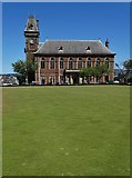 NX4355 : Wigtown County Building by Neil Theasby