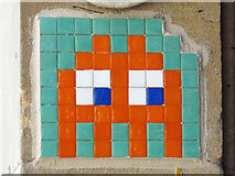 NZ2464 : Ceramic tile public artwork, High Bridge, NE1 by Mike Quinn