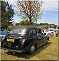 SJ9593 : Taxi at Gee Cross Fete 2018 by Gerald England