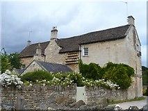 ST8260 : Barton Farm - the farmhouse [2] by Michael Dibb
