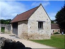 ST8260 : Barton Farm - the West Barn by Michael Dibb