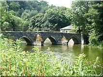 ST8260 : Barton Bridge by Michael Dibb