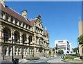 SE3221 : County Hall and Bond Street by Alan Murray-Rust