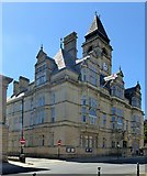 SE3320 : Wakefield Town Hall by Alan Murray-Rust
