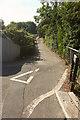 SU1230 : Brick Lane, Skew Bridge by Derek Harper