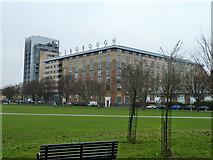 TQ3283 : Gainsborough Studios, Hoxton, Shoreditch by Robin Webster