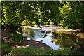 SO4717 : River Monnow by Stuart Wilding