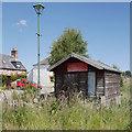 NH7165 : Poyntzfield Post Office by Craig Wallace