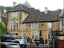 ST8260 : The Swan Hotel [2] by Michael Dibb