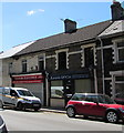 ST2490 : Lewis & Co and Mobile Connect, Commercial Street, Pontymister by Jaggery