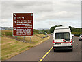 W7872 : Eastbound N25 near Fota Island by David Dixon