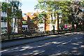 SO8898 : Block of flats on Finchfield Road West by Bill Boaden