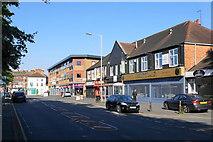 SO9098 : Shops on Merridale Road by Bill Boaden