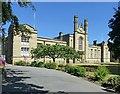 SE3321 : Queen Elizabeth Grammar School, Northgate by Alan Murray-Rust