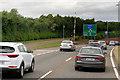 W7271 : Cork South Ring Road near Jack Lynch Tunnel by David Dixon