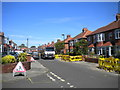 NZ3670 : Sunlea Avenue, Cullercoats by Richard Vince