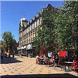 SE3320 : Northwest on Cross Square, Wakefield by Robin Stott