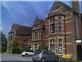 TM3877 : Patrick Stead Hospital, Halesworth by Adrian Cable
