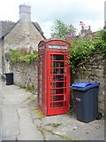 ST8260 : Telephone box by Michael Dibb