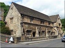 ST8260 : Wallingford Hall [1] by Michael Dibb