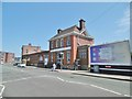 SJ3092 : Liscard, former post office by Mike Faherty