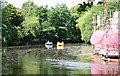 NO4814 : Boating pond by Bill Kasman