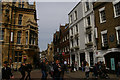 TL4458 : Looking north along Trinity Street, Cambridge by Christopher Hilton