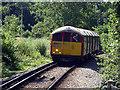 SZ5990 : Train approaching Smallbrook Junction by Chris Allen