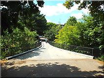 TQ2783 : Bridge over Regent's Canal, Regent's Park by Malc McDonald