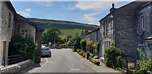 SD9772 : Kettlewell village, Wharfedale, North Yorkshire by Chris Wood