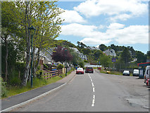 NM6793 : Northern entry into Morar by Nigel Brown