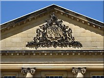 SE4017 : Coat of Arms, Nostell Priory by Philip Halling