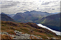 NY1506 : Scafell from Middle Fell : Week 28