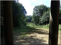 SE2712 : Yorkshire Sculpture Park: Greek temple by Rudi Winter