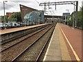 SJ5195 : St. Helens Central railway station by Nigel Thompson